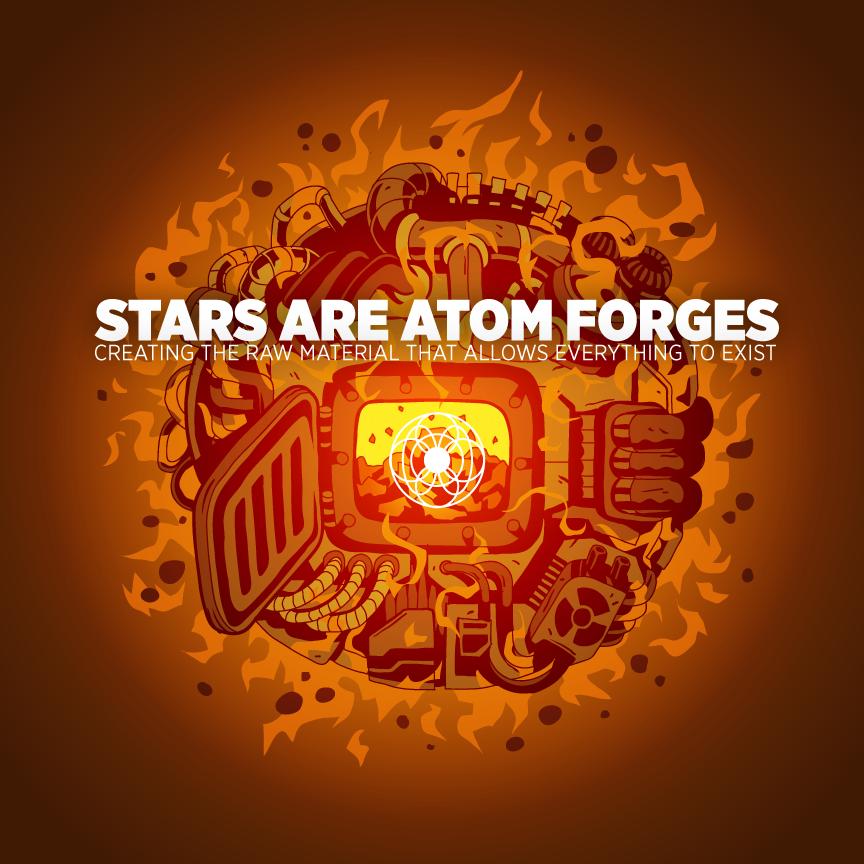 Atom Forge by gremz