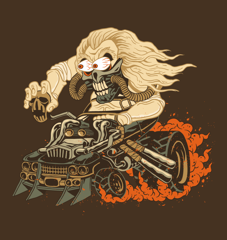 Fury Fink - Immortan Joe by gremz