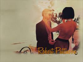 Robert Pattinson Wallpaper by NessaSotto