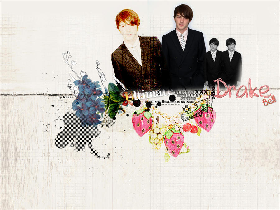 Drake bell wallpaper by nessasotto on deviantart drake bell wallpaper by nessasotto voltagebd Image collections