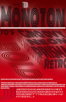 Monoton Project(2)