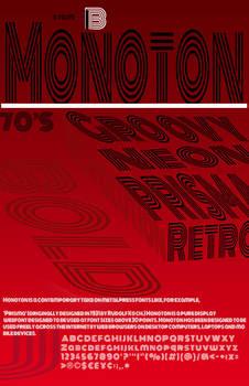 Monoton Project