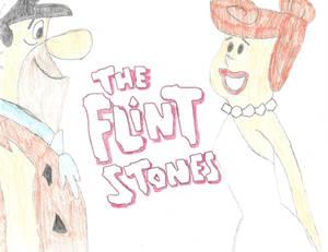 My Flintstones Drawing