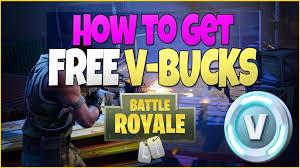 Fortnite How To Get Free V Bucks