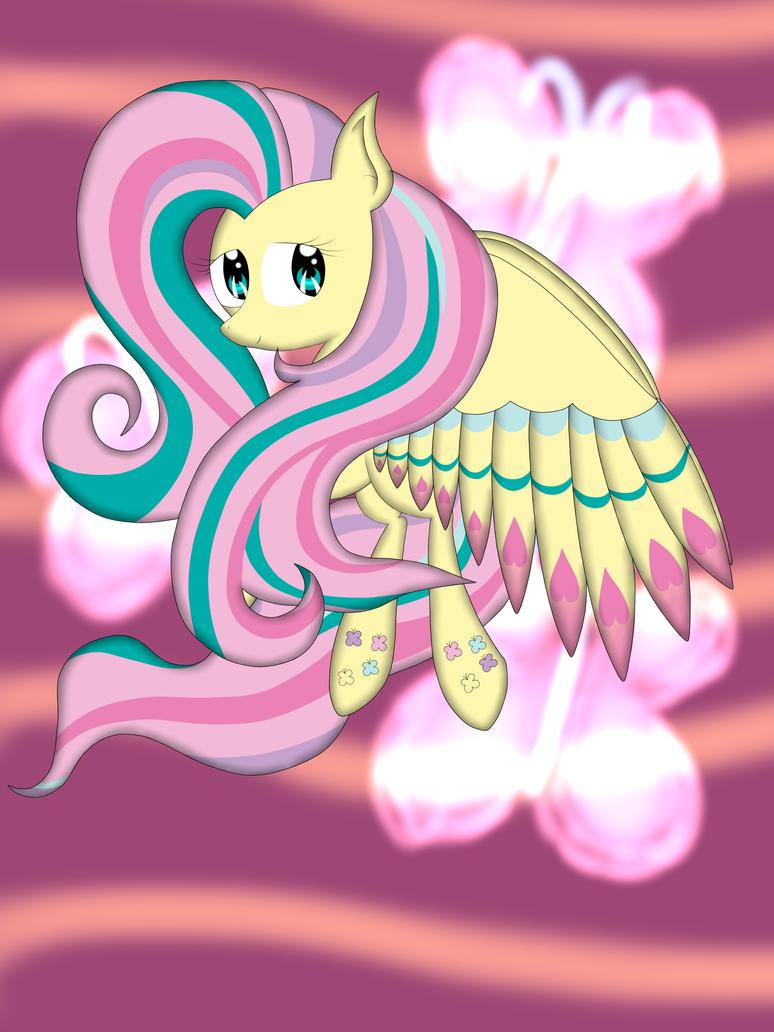 .:Fluttershy Rainbow Power:. by riky9797 on DeviantArt