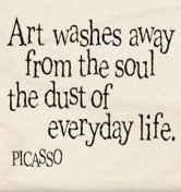Art Quote by RavynLaRue