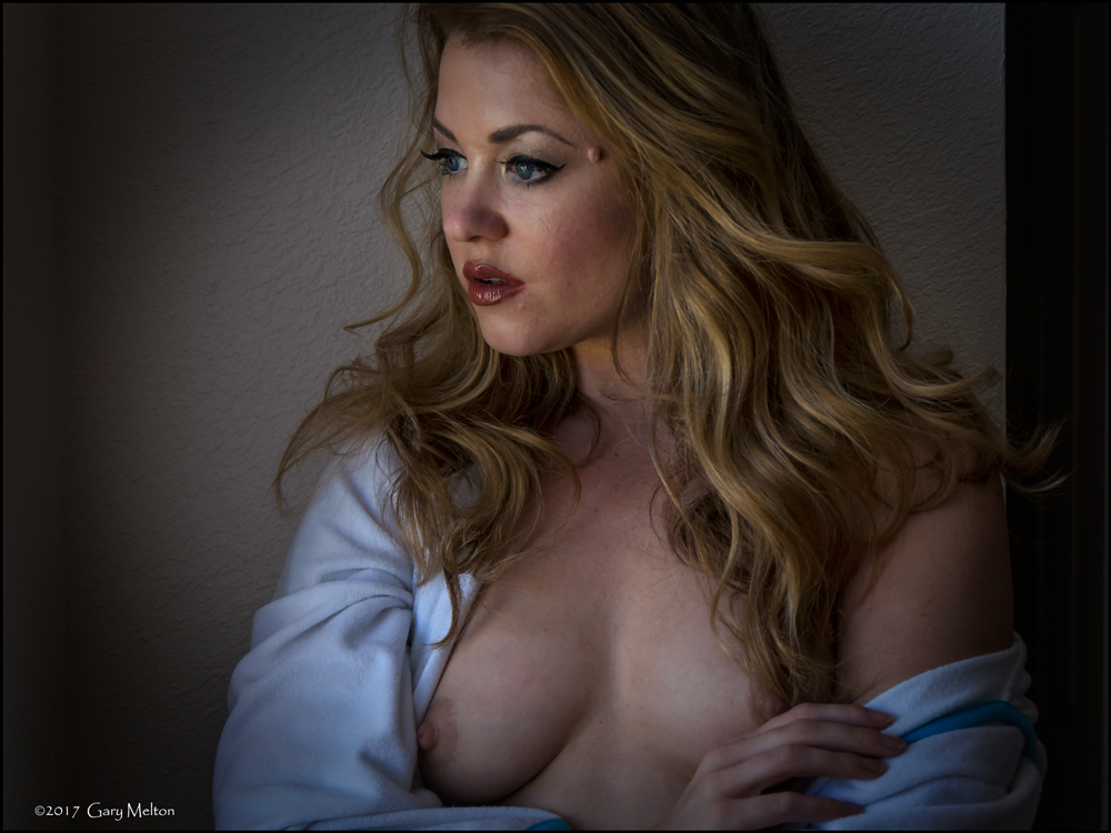 The incredible Rebecca Lawrence... by Gary-Melton