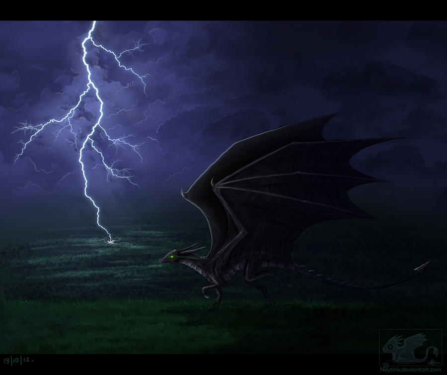 Black Lightning. by Neytirix