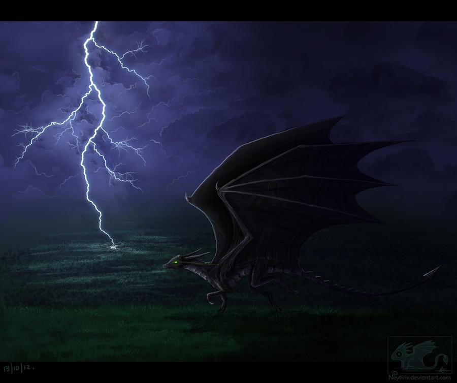 Black Lightning. by Neytirix