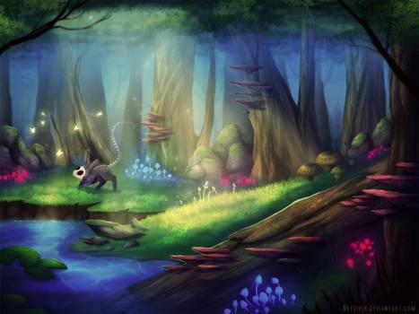 Enchantment by Neytirix