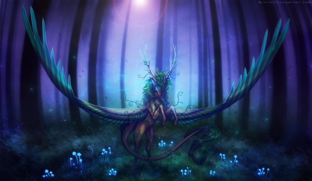 Breath of Life by Neytirix