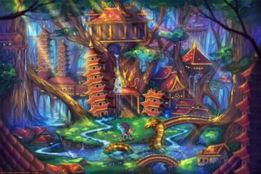 Lost Kingdom by Neytirix