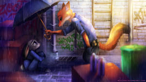 Come on Partner... (Zootopia Fanart)