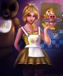 Realistic Chica! (FNAF Fanart)