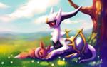 A Protector (Pokemon Fanart)