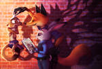 Caught ya~ (Zootopia Story) 3
