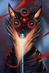 FIDGET SPINNER CAT