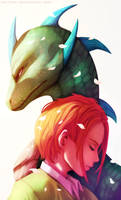 One and the same by Neytirix