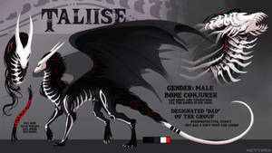 Taliise Reference OUTDATED