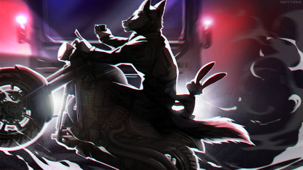 UNDERWAY (Zootopia Story) 16 by Neytirix