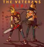 THE VETERANS (FNAF)