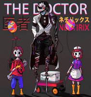 THE DOCTOR (FNAF) by Neytirix