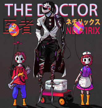 THE DOCTOR (FNAF) by Neytirix