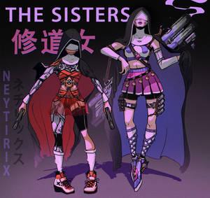 THE SISTERS (FNAF)