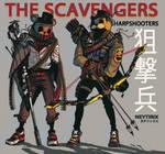 THE SCAVENGER SHARPSHOOTERS (FNAF)