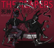 THE REAPERS (FNAF)