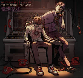 The Telephone Exchange (FNAF)