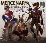 MERCENARY - Failed Experiment 008 (FNAF)