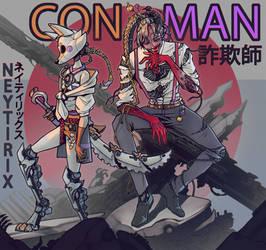 THE CON MAN (FNAF)