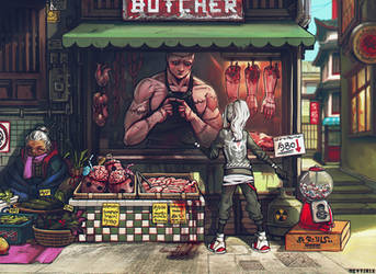 Theo the Butcher