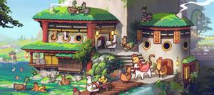 Duck Village