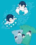Baby Penguins Tee