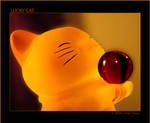 Lucky Cat :: Yellow ::
