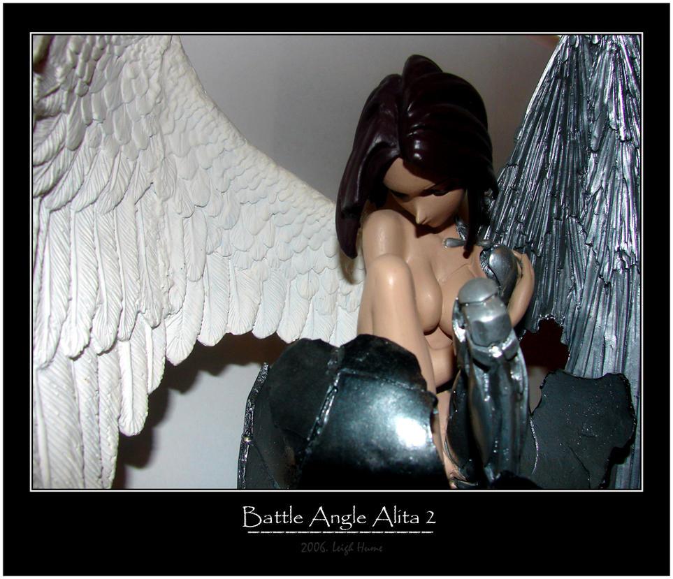 Battle Angel Alita  Gally by Juless on DeviantArt