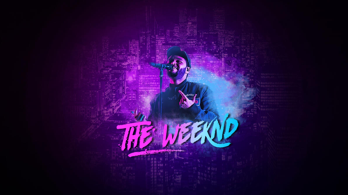 The Weeknd Wallpaper By Vucko024