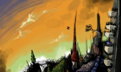 Umgebung: Sutiheim by n-earth