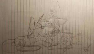 Kiss~ (Trad. Art)