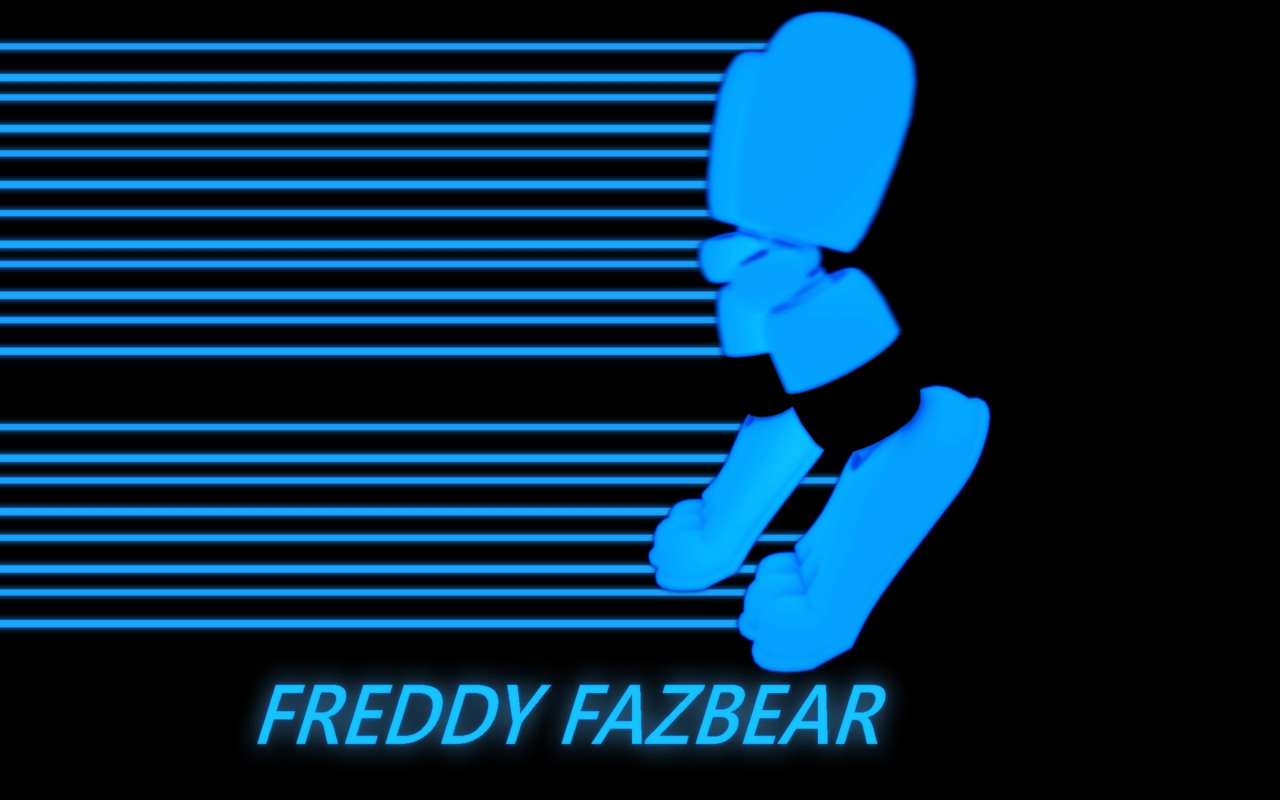 Freddy Fazbear Moonwalker Logo
