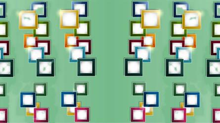 -- Delicate Squares