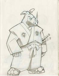 Usagi Yojimbo-Gen