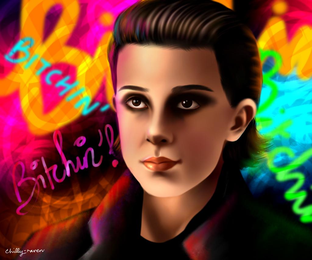 Eleven by chillyravenart