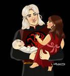 Rhaegar and his children