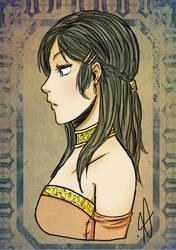 princess by maoren