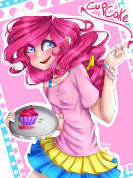 Cupcake!! - PinkiePie