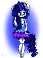 Rarity by IPonyLover