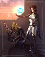 Massive Effect Part Deux by Suburban-Samurai